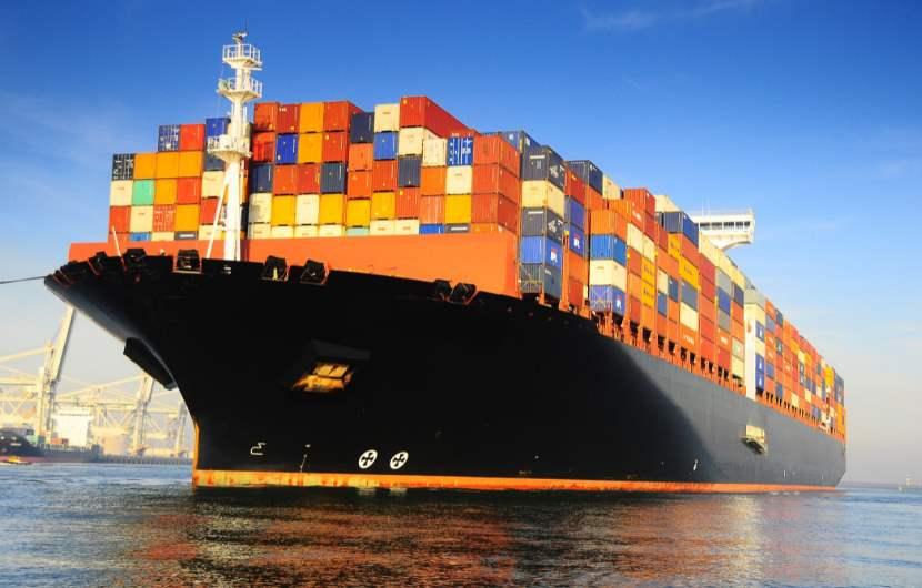 cargo laut cargonesia