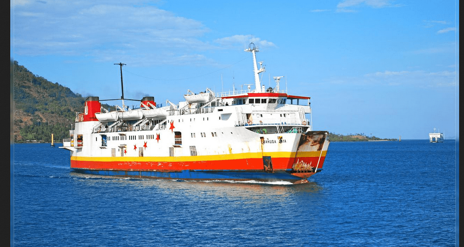 Cargo Darat Balikpapan Via kapal roro